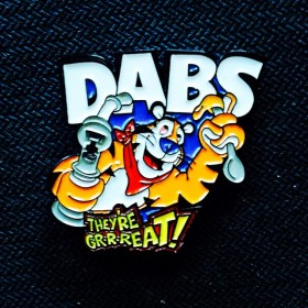 Headiest Dab Pins: Dabs They're Grrreat!