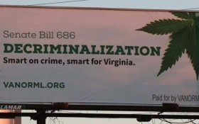 Virginia: Lawmakers Quash Decriminalization Effort