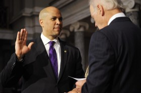 Senator Booker's Drug Reform Argument Touts Reason Over Morality