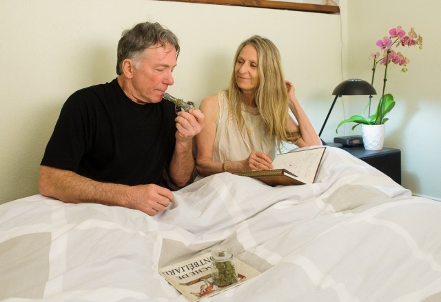 Cannabis Is a Friend to Romantic Relationships