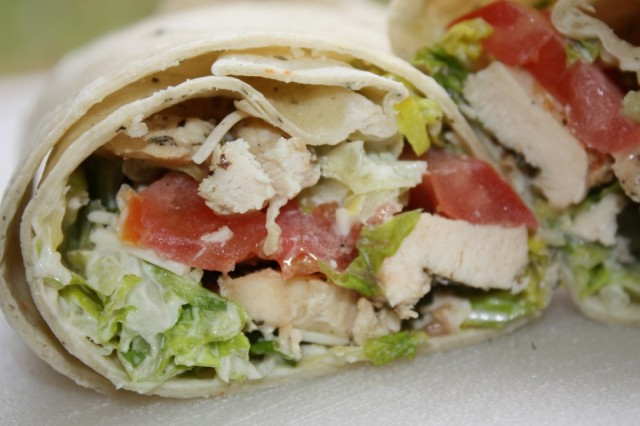 Great Edibles Recipes: Chicken Caesar Weed-Wraps, Source: http://pixshark.com/grilled-chicken-caesar-wrap.htm