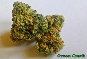 My Favorite Strains: Green Crack