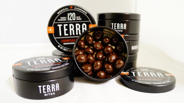 Product Review: Terra Dark Chocolate Espresso Beans
