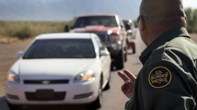 Border Patrol Turns Immigration Checkpoint Into Drug Trap