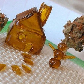 Instafire: Dab Wizards Happy House and Trees
