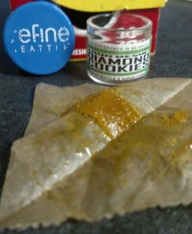 Instafire: Diamond Cookies Loud Resin