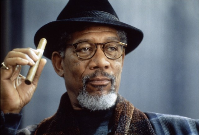 Morgan Freeman Speaks Out in Strong Favor of Legalization