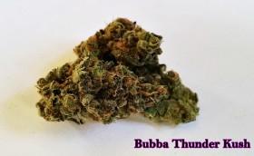 My Favorite Strains: Bubba Thunder Kush