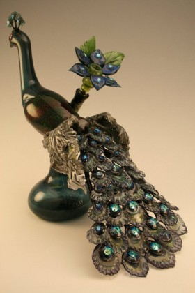 Piece of the Week | Gorgeous Peacock Rig by Dellene Peralta