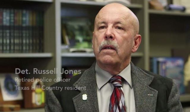 Retired Texas Cop Touts Cannabis Decriminalization
