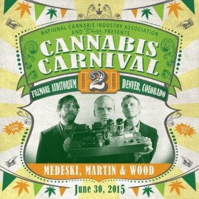 Cannabis Carnival II Benefit Concert: A Night of Incredible Music