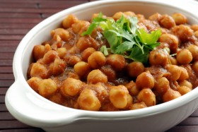 Great Edibles Recipes: Chickpea Curry