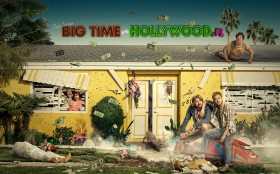 Great TV While High: Big Time in Hollywood, FL