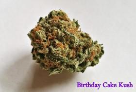 My Favorite Strains: Birthday Cake Kush