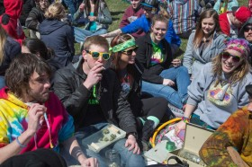 Oregon Is Celebrating Marijuana Legalization With Free Weed