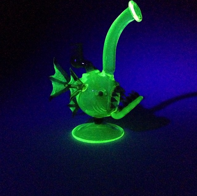 Piece of the Week | Gnarly Anglerfish Rigs - Weedist