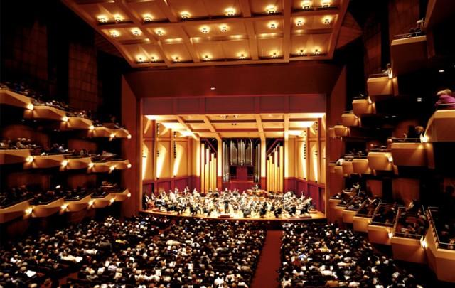 Weedist Destinations: Benaroya Hall, Source: http://www.urbanadd.com/wp-content/uploads/2013/01/benaroya05.jpg