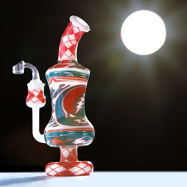 Piece of the Week | Grateful Dead Stealie Rig - Weedist