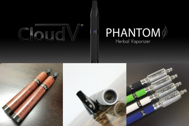 Product Review: Cloud V Phantom Herbal Vaporizer