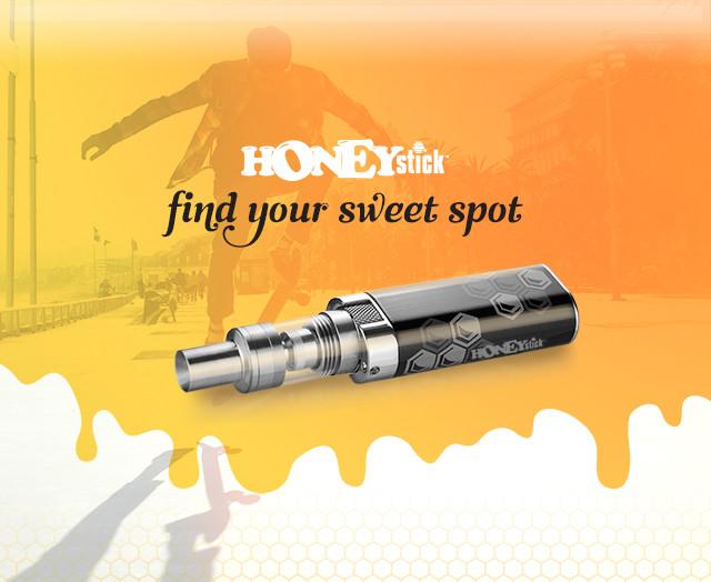 Product Review: Honey Stick Sub-Ohm Vaporizer