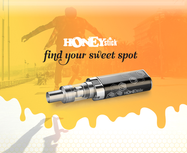 Product Review: Honey Stick Sub Ohm Vaporizer, Source: Used with permission from Honey Stick Vaporizer Co.