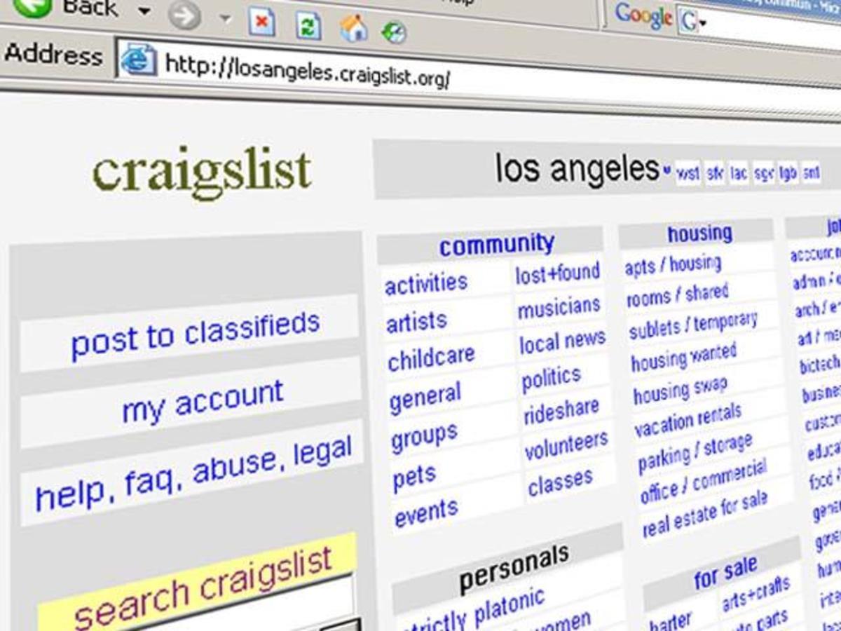 Craigslist Marijuana Progress - Weedist